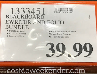Deal for a Blackboard by Boogie Board eWriter at Costco