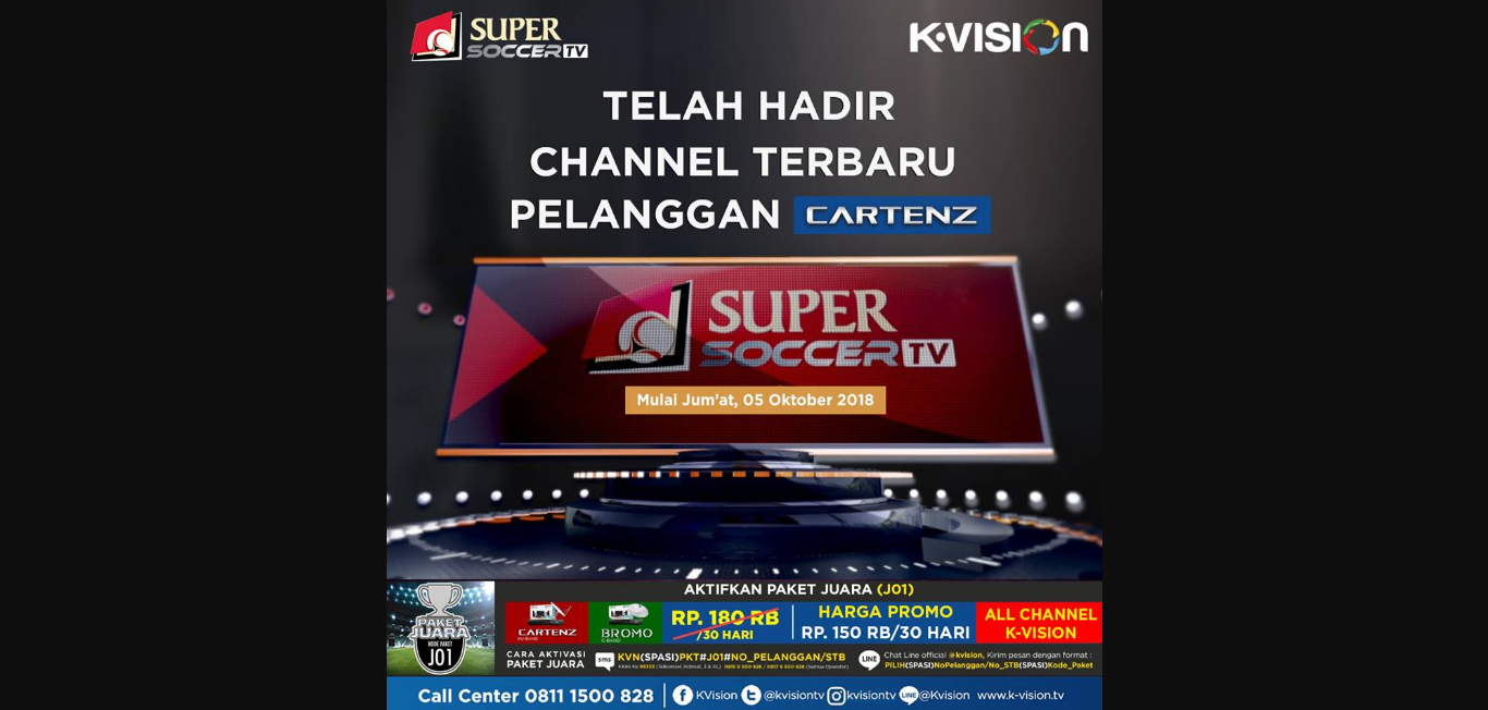 Super Soccer TV Channel