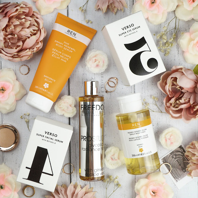 New in Skincare from REN, Verso and Freedom, Lovelaughslipstick Blog