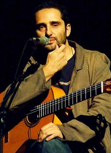 Foto de Jorge Drexler en concierto