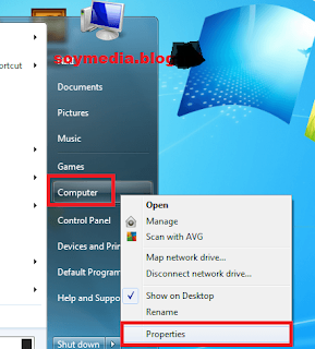 Cara Termudah Membuat Restore Point Pada Windows 7