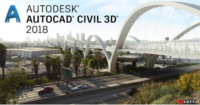 AutoCAD Civil 3D 2018 Latest Version Free Download