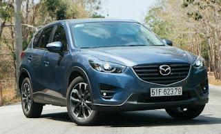Giá xe Mazda cx5 2018