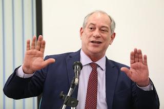 Ciro Gomes diz que torce por Lula em julgamento