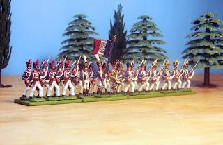 Der Kriegspielers French Line Infantry 1812