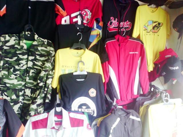 Tempat Pabrik Berbagai macam baju Pakaian Kaos jaket jas Kemeja Murah