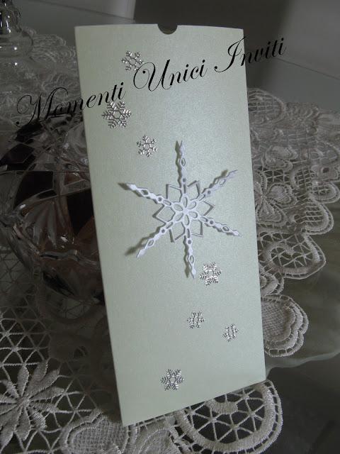 IMG_5746 Bustina formato segnalibro collezione Candido InvernoNozze d'Inverno