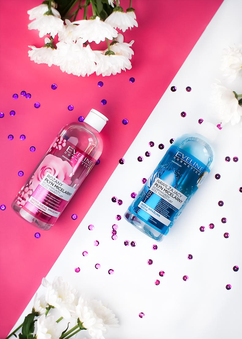Eveline Cosmetics - Najlepsze i tanie płyny micelarne?