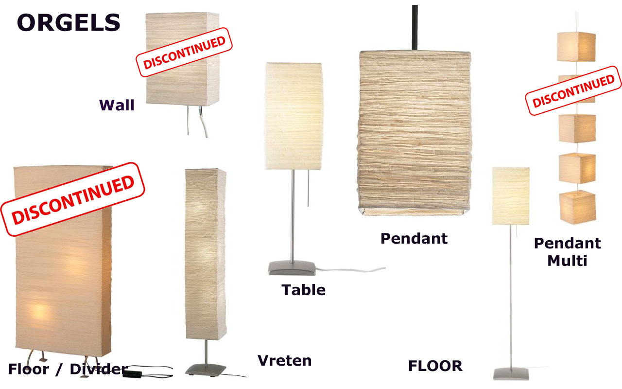 orgel vreten floor lamp ikea. Black Bedroom Furniture Sets. Home Design Ideas