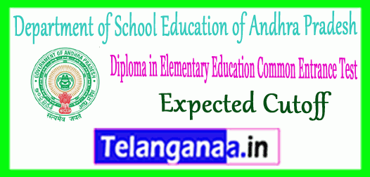 Andhra Pradesh Diploma In Elementary Education Expected Cutoff