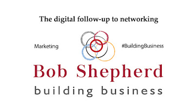 Article banner for Bob Shepherd Associates | The digital follow up to networking