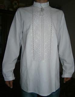Вишиванка чоловіча білим по білому на домотканому полотні. Вишиванка  чоловіча білим по білому на домотканому полотні. Сорочки вишиванки ... 6f0c0c9fc9a04