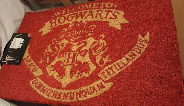 doormat, hogwarts, harry-potter