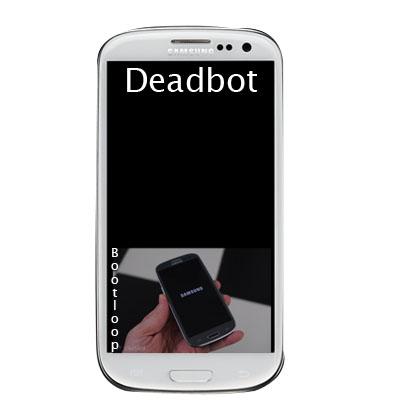 Perbedaan Antara Dead Boot Sama Bootloop Pada Android