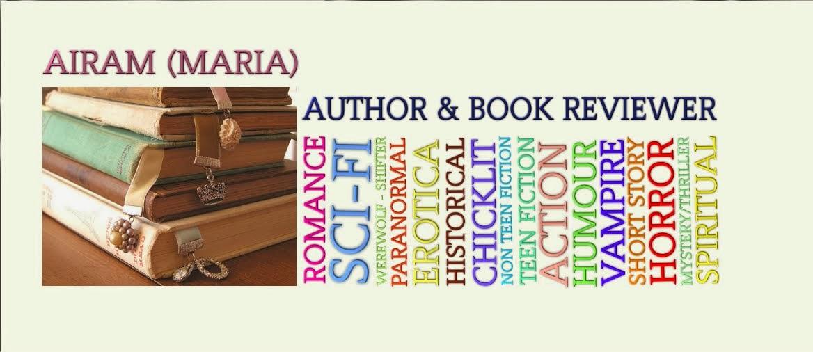 AIRAM (MARIA) - AUTHOR AND BOOK REVIEWER: WATTPAD - WRITING