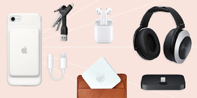 4. Install the accessories