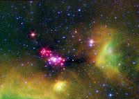 Serpens Star-Forming Region