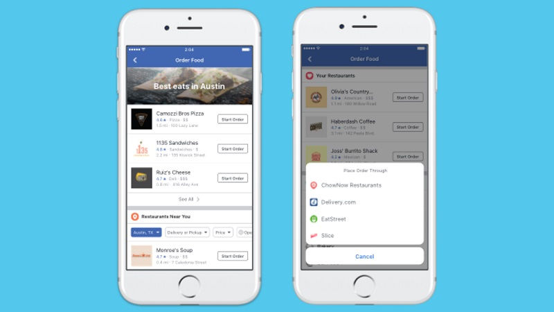 facebook-food-ordering-and-delivery-service-in-us