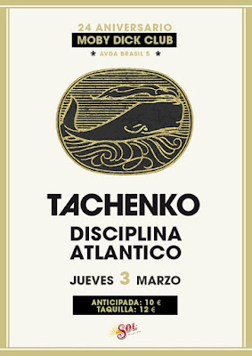Tachenko + Disciplina Atlántico