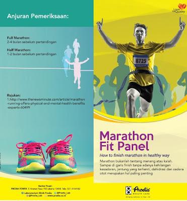 Prodia Marathon Fit Panel