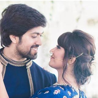 radhika pandit and yash relationship tips