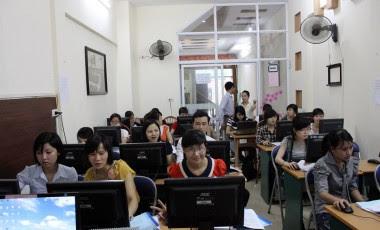 Lớp học kế toán tổng hợp, kế toán thực hành tại Gia Lâm - Hà Nội