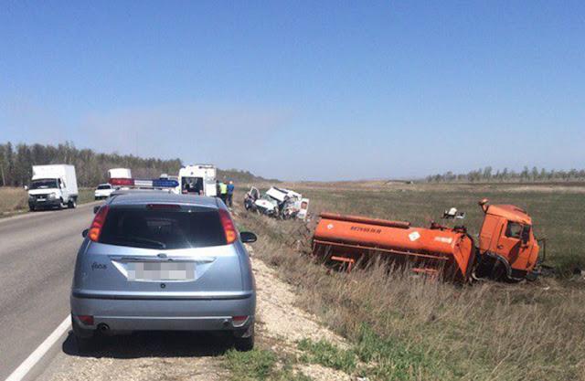 Суд вынес приговор водителю КамАЗа за смертельное ДТП со скорой на трассе Сибая