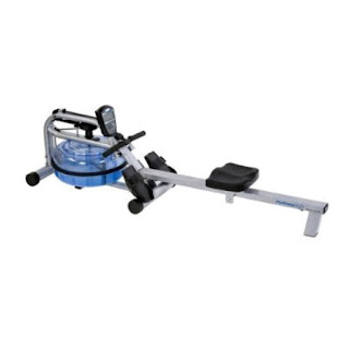 H2O Fitness RX-750 ProRower Home Series Water Rowing Machine, image, review features & specifications