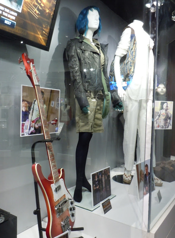 Scott Pilgrim movie exhibit