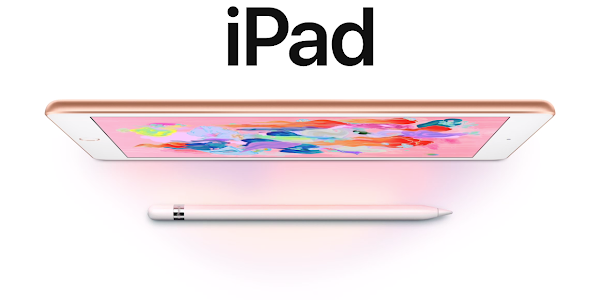 Get Apple iPad (2018) for $249 on Amazon