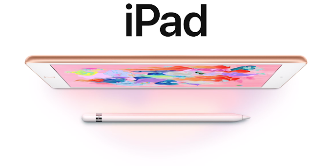 Get Apple iPad (2018) for $289 on Amazon