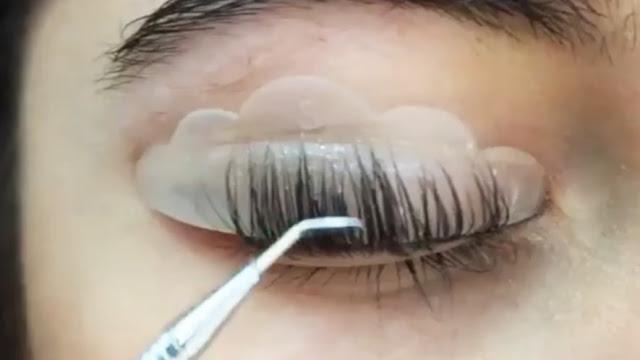 Gambar EyeLash Lifting