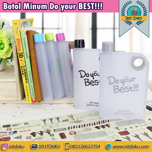 Botol Minum Do Your BEST!!! DOFF