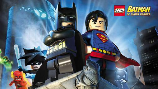 LEGO Batman: DC Super Heroes PRO APK + DATA [OBB] FULL