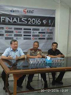 Final ISC B Diselenggarakan di Stadion GBK Jepara
