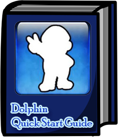 D S の Space: Quick Start Guide for Using Dolphin (Wii Emulator)