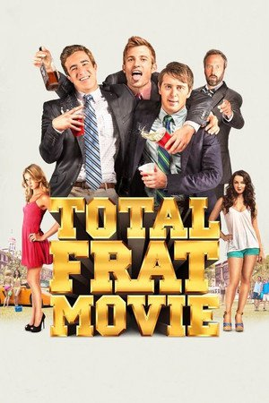 Poster Total Frat Movie 2016