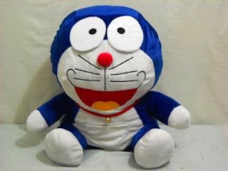 Gambar lucu boneka doraemon jumbo murah