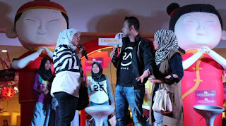 Raffi Ahmad RA Jeans CCM Cibinong