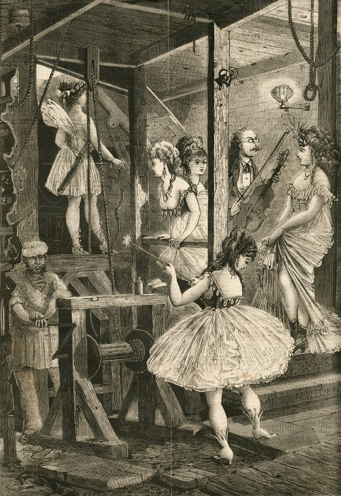 THE VIRTUAL VICTORIAN THE CHRISTMAS PANTOMIME BEGINS