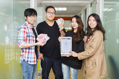 [Meet創業之星] 用零錢翻轉世界 ADD WEUP將旅行剩餘外幣轉為線上貨幣!