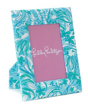 Gamma Phi Beta Lilly Print