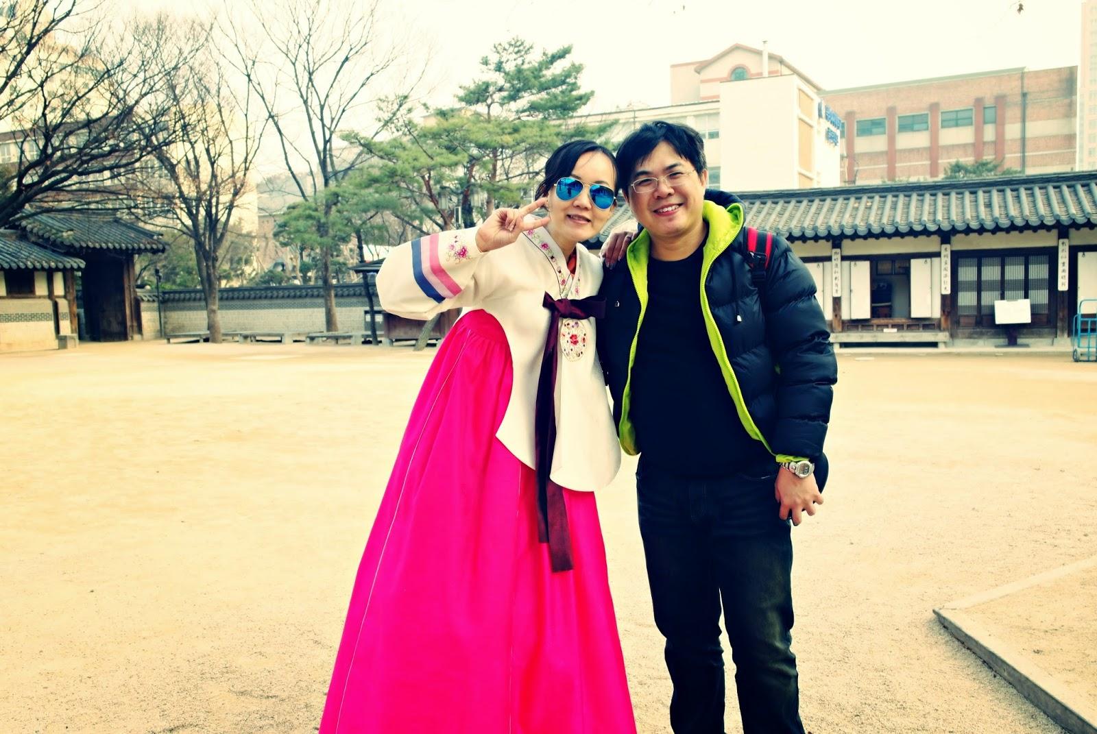 Unhyeongung Dangui (당의) Royal Court Hanbok Dress | meheartseoul.blogspot.com