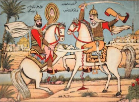Kisah Sahabat Ali, Sayyidina Ali Sahabat Nabi