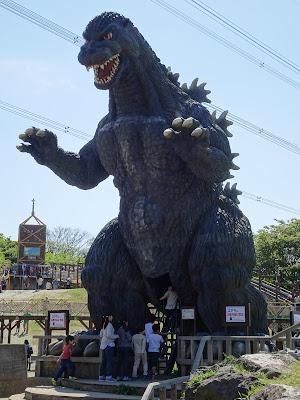 Godzilla slide