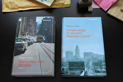 Zwei Romane von Philip K. Dick bei Liebeskind