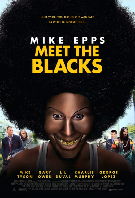 Meet the Blacks (2016) Movie free download