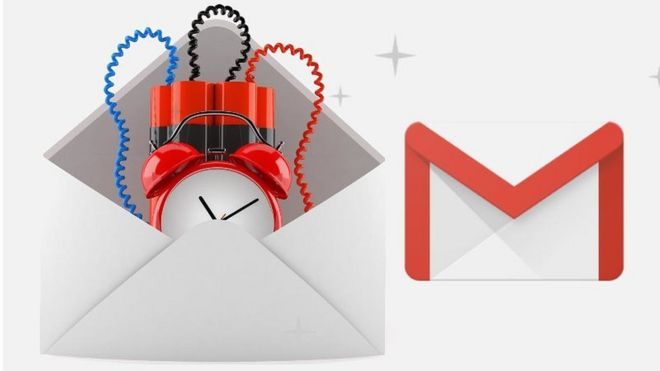 Gmail's new self-destructing Emails  are presently accessible on cell phones