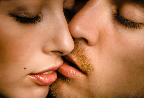 Advanced kissing tips