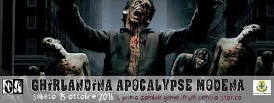 Ghirlandina Apocalypse Modena